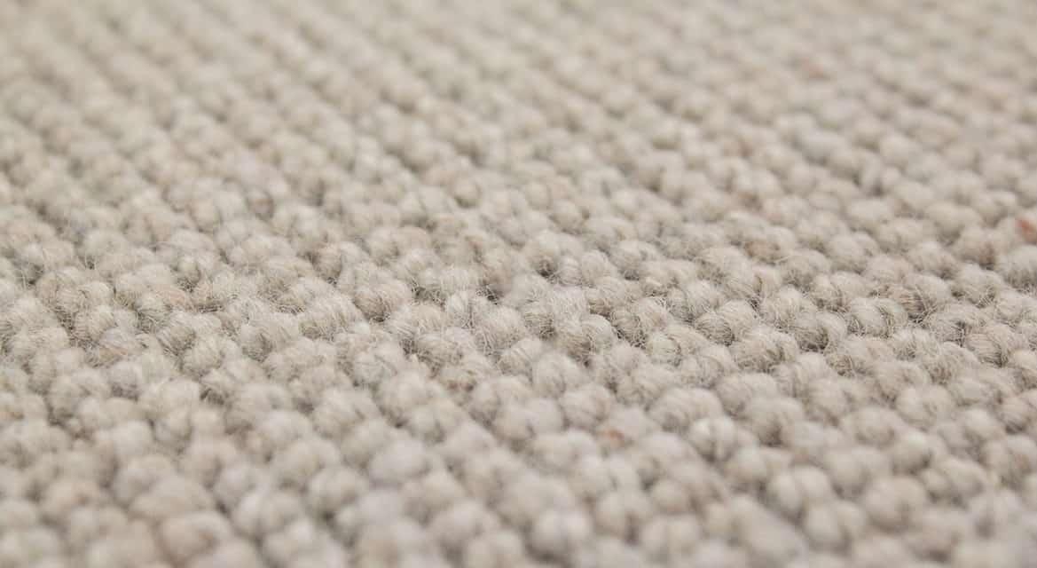 Pebble Grid Carpet (Wool Blend)
