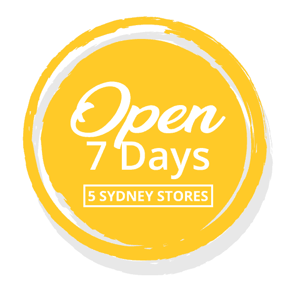Carpet Right's 5 Sydney flooring shops are open 7 days